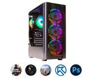 Компьютер Зеон Игровой с SSD [416]